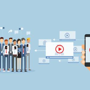 افزایش بازدید ویدئو